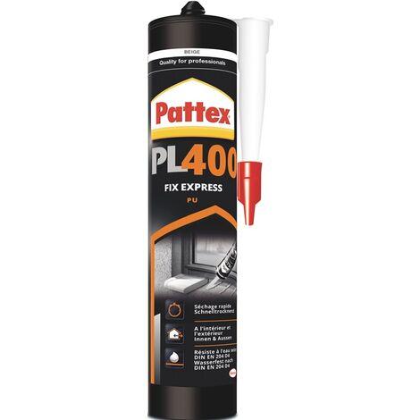 Montagekleber PU Express PL 400 beige EN 204: D4 495g Kartusche PATTEX