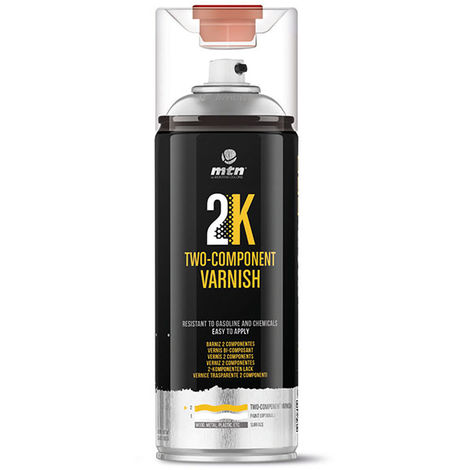 Montana Colors - Barniz 2K 400ml
