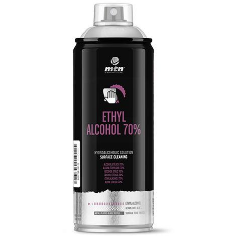 Montana Colors - Spray Alcohol Etílico 70% 400ml