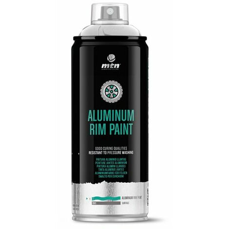 Montana Colors - Spray Aluminio Llantas 400ml
