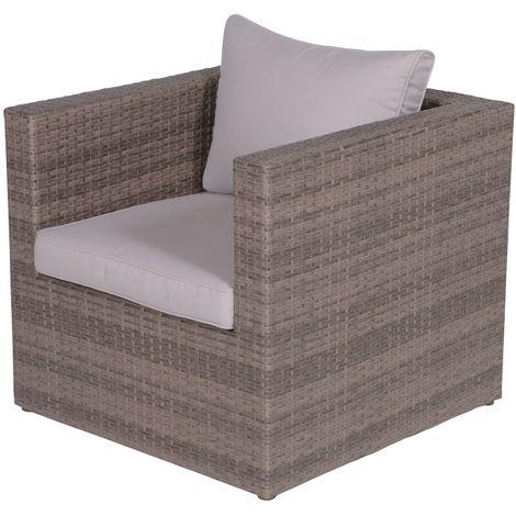 Montana lounge chair new kubu 8.4mm sand