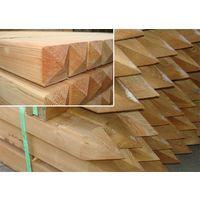 Pali per recinzione for Staccionata in legno brico