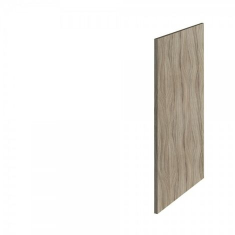 Monte Carlo Driftwood 370mm x 890mm Decorative Infill Panel/Rep End