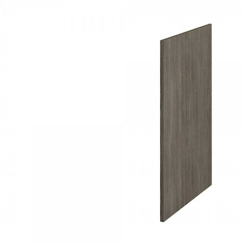 Image of Monte Carlo Grey Avola 370mm x 890mm Decorative Infill Panel/Rep End