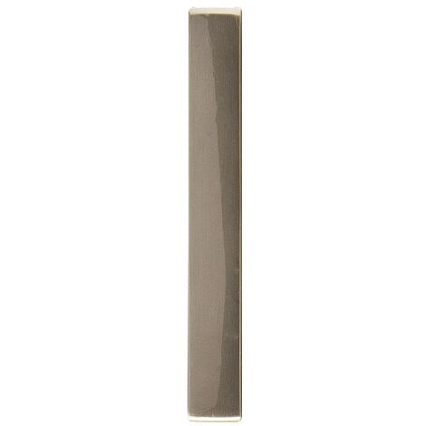 Monte Carlo Rectangular Satin Nickel Furniture Handle (160mm Centres)