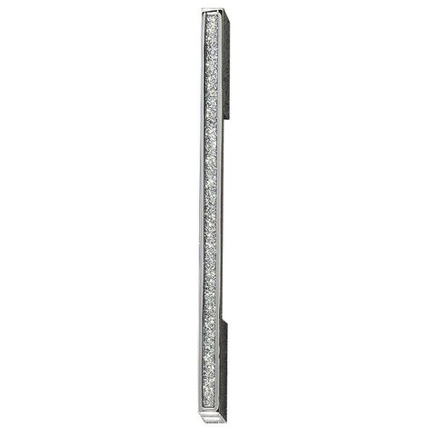 Monte Carlo Sparkle Chrome Furniture Handle (160mm Centres)