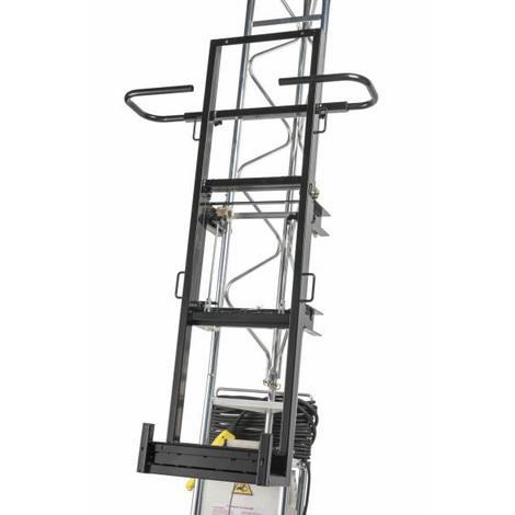 Monte materiaux avec Cadre à plaques vertical / Panneaux solaires (plusieurs tailles disponibles)