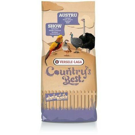 montrer pellet 4 nourriture complète pour la volaille en saison de reproduction, sac 20 kg