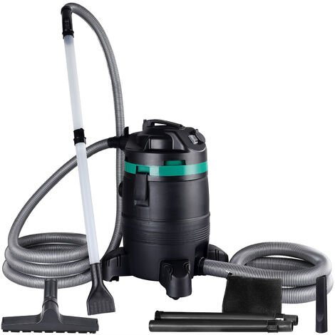 """main image of """"Monzana Dry and Wet Vacuum 35 L Container Sludge Vacuum 1400 W Pond Extra-Long Suction Pipe Autostop incl. 10-part Accessories"""""""