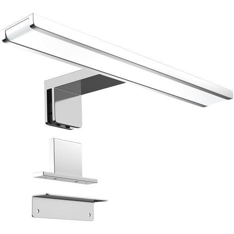 monzana LED Front Mirror Wall Light Vanity Make Up Lamp Lights Bathroom Daylight