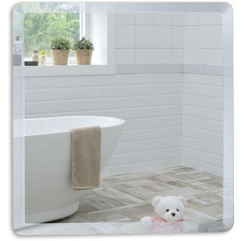 MOOD Square Bathroom Wall Mirror 40cm x 40cm