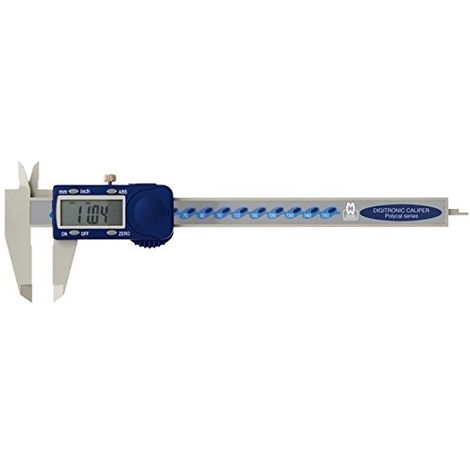 Moore & Wright Polycarbonate Digital Caliper 150mm (6in)