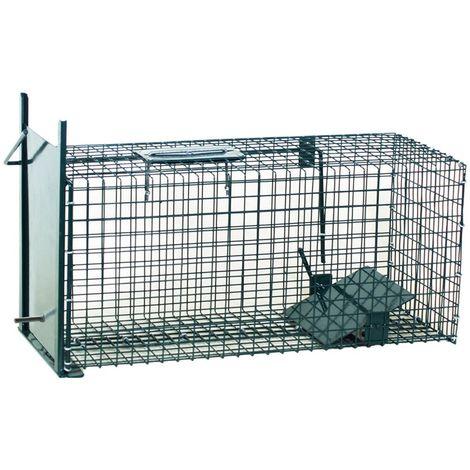 Moorland Piège de capture - Cage - Pour lapin, rat