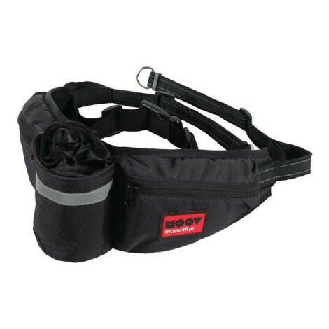 Moov ZOLUX Jogging Belt - Black - 466701