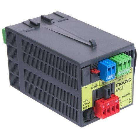 Moovo - MCI1R10 - Carte électronique pour motorisation de portail LN432KM - XA432KM - XW532KM - Noir
