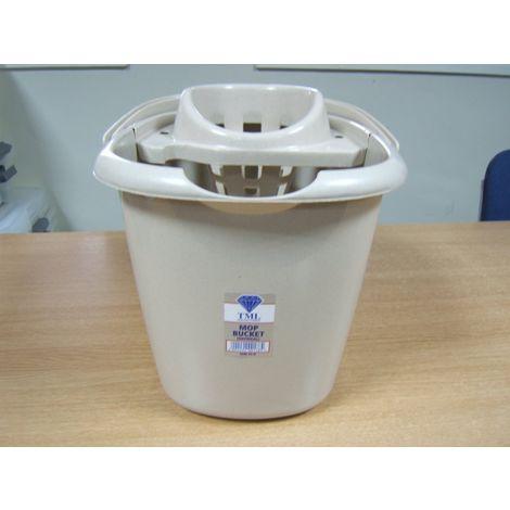 Mop Bucket - 15L - Oatmeal