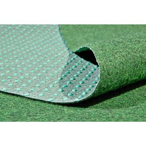 Moquette Couleur Gazon Vert d'extérieur ou d'intérieur Grand Choix de Dimensions Tapis Type Gazon Artificiel - Taille: 700x200cm - Couleur: Vert