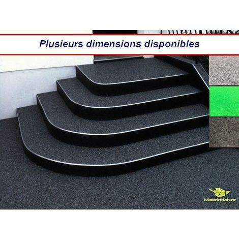 """main image of """"Moquette d'extérieur Anthracite  dimensions au choix   tapis idéal pour terrasse, piscine, balcon, garage ou salle de jeux etc."""""""