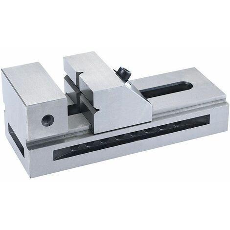 Mordaza de precisión de acero templado y rectificado 38x105x45h mm FERVI M012/038