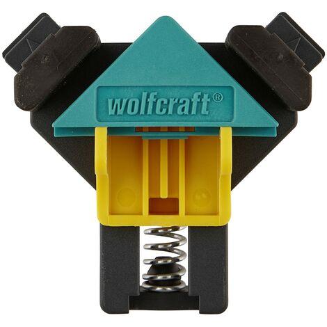Mordaza Fijacion Angulos Esquinas Es22(2) Wolfcraft