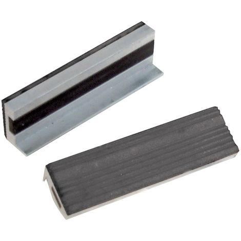 Mordaza Aluminio 60mm Apertura max 70 mm Tornillo de banco para bricolaje y carpinteria