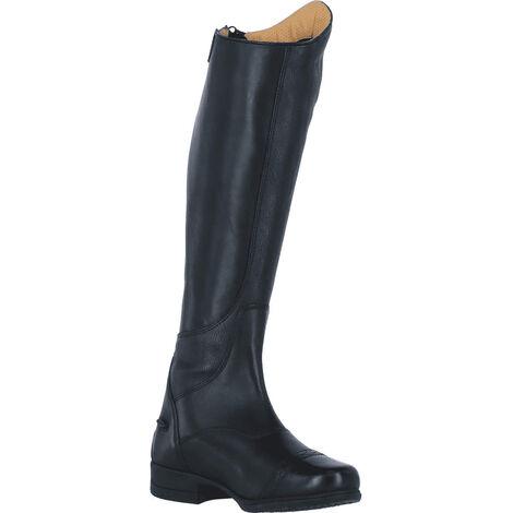 Moretta Womens/Ladies Aida Leather Long Riding Boots