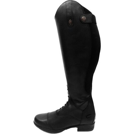 Moretta Womens/Ladies Albina Leather Long Riding Boots