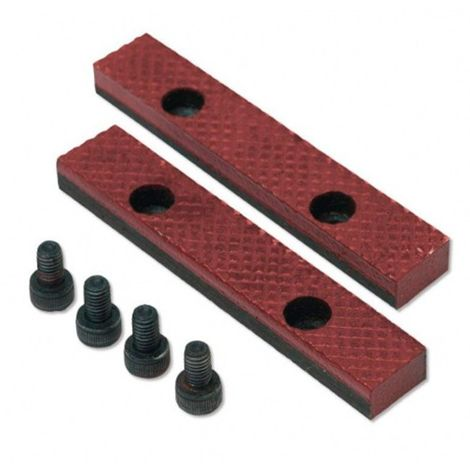 Mors de rechange acier pour étau 100 mm réf 55100, 55200 - 55103 - Piher - -