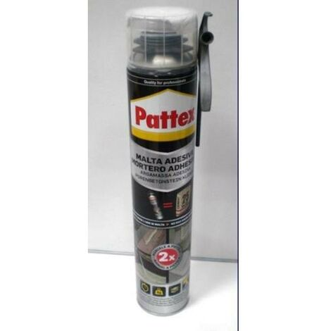 MORTERO ADHESIVO PATTEX CX10 GRIS 750ML 2011024