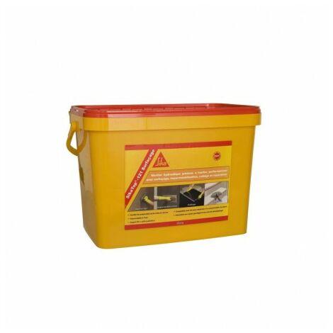 Mortero de impermeabilización SIKATOP 121 emergencia kit de 10 Kg
