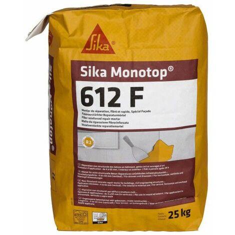 Mortero de reparación rápida SIKA Sika Monotop 311 FR - Gris - 25kg