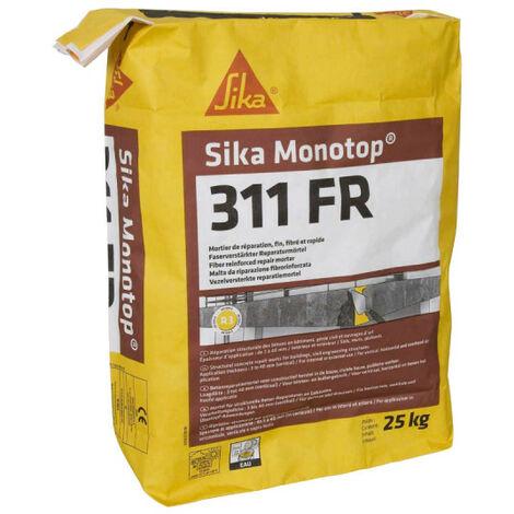 """main image of """"Mortero de reparación rápida SIKA Sika Monotop 311 FR - Gris - 25kg - Gris"""""""