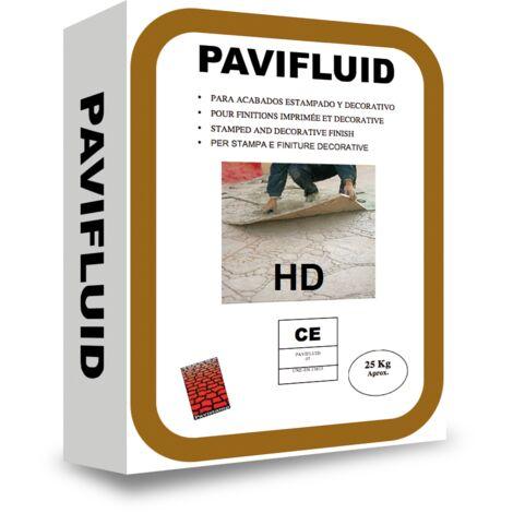 Mortero fluido PAVIFLUID HD (hielo-deshielo)