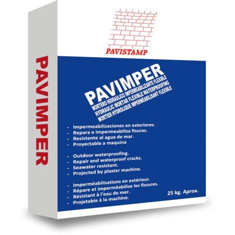 Mortero Impermeabilizante Pavimper
