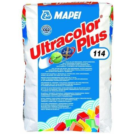 Mortier de jointement pour joints ULTRACOLOR PLUS - Pack alu 5 Kg - 142 MARRON