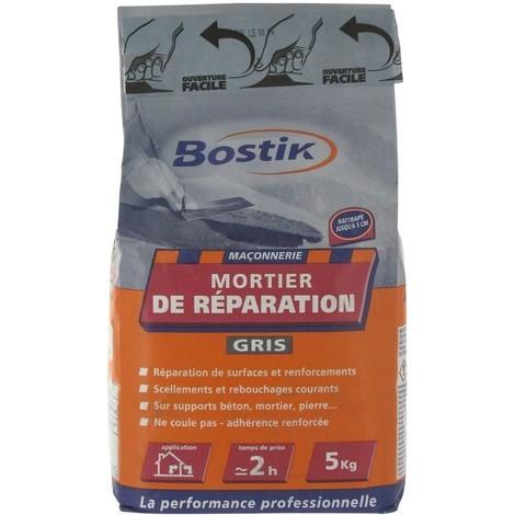 Mortier de réparation Bostik