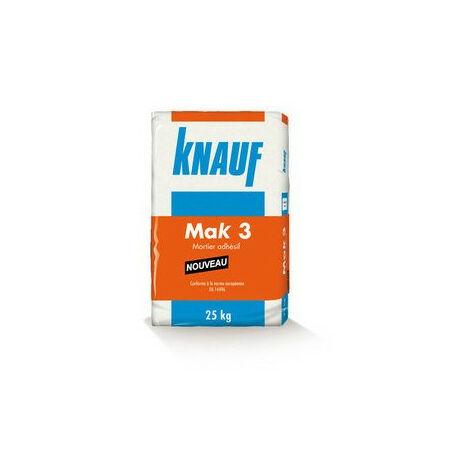 Mortier MAK 3 - 25 kg - sac(s) de 25kg