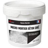 Mortier pour béton ciré - MICRO-MORTIER BETON CIRE
