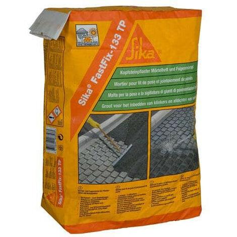 Mortier pour jointement de pavés SIKA FastFix 133 TP - Beige - 25kg