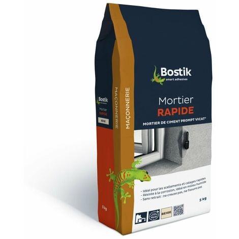 Mortier rapide Bostik