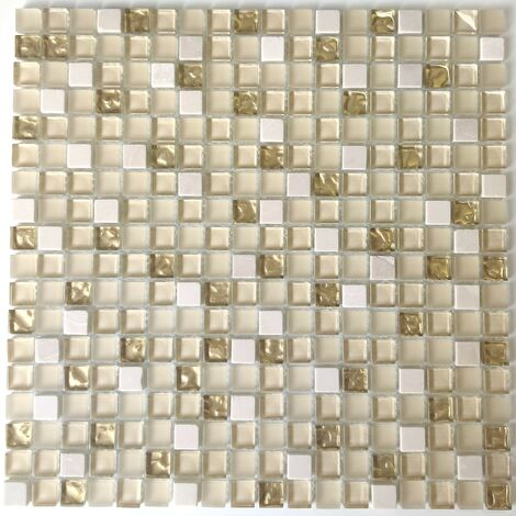 mosaic shower floor and wall Luxury