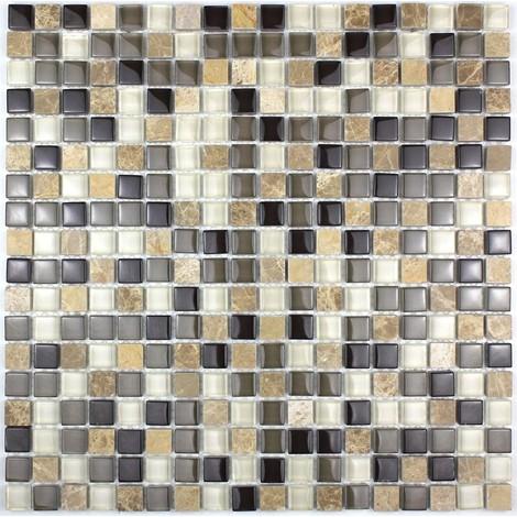 mosaic stone and glass bathroom mvp-maggiore