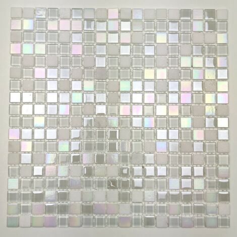Mosaic tile for the bathroom floor or wall and shower Orell