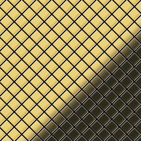 Mosaic tile massiv metal Brass mill gold 1.6mm thick ALLOY Diamond-BM