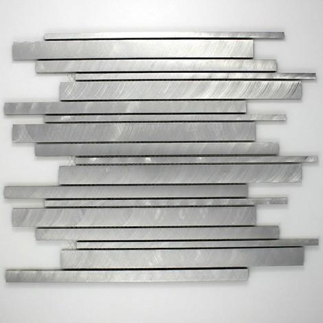 mosaico aluminio de metal cocina ma-pha