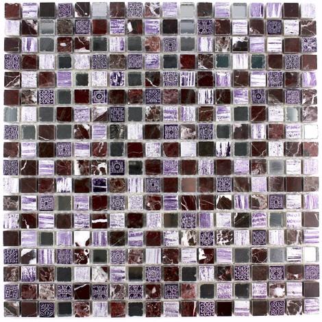 mosaico baño de piedra syg-mp-adel