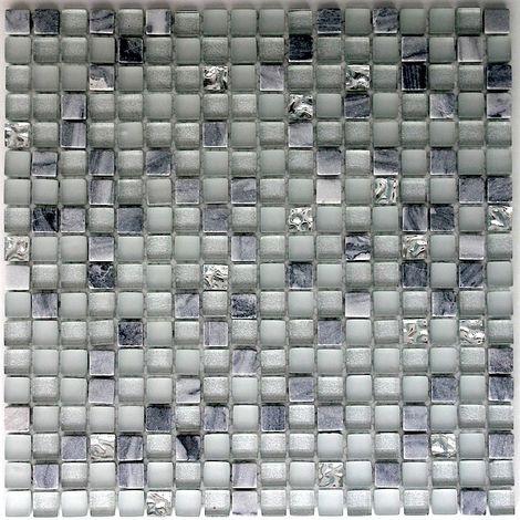 mosaico de piedra y baño de cristal mvp-bolivar