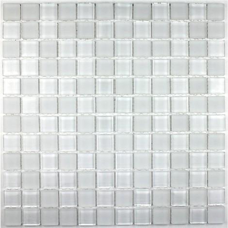 mosaico de vidrio para pared y suelo mv-mat-bla23