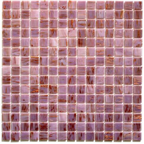mosaico di vetro per il bagno e la doccia Speculo Rose