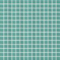 Mosaico in vetro Basic Marino Spazio 32 7 X 32 7 cm